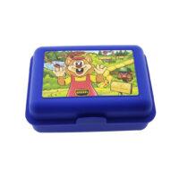 Broodtrommel Lunchbox Boekel de vos Speelpark Hoge Boekel