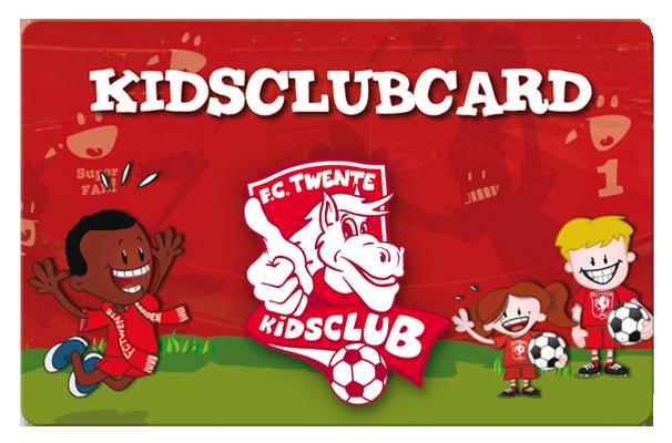 Kidsclubkaart Speelpark Hoge Boekel