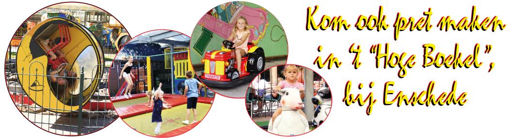 rollercoaster - speeltuin - trampoline - Luchtkussen - elektrische auto