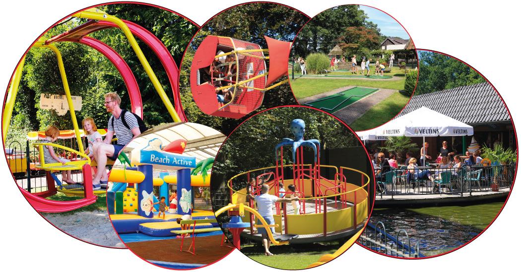 Speelpark Hoge Boekel Enschede - Speeltuin met terras en horeca